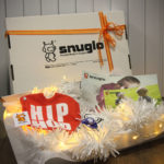 Snuglo™ Bib and Soother Baby Gift Set