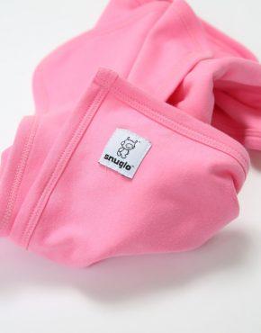 Snuglo™ supersoft, candy pink comfort blanket