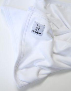 Snuglo™ supersoft, white comfort blanket