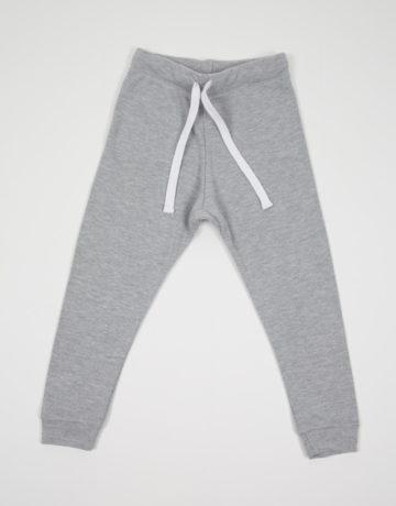 Snuglo䋢 Marl Grey kids Leggings
