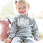 Bedtime Sucks Grey Kids Pyjamas by Snuglo‰