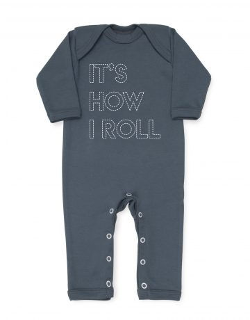 its how i roll baby grow by snuglo