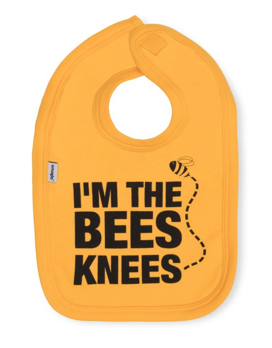 I'm the bees knees bib