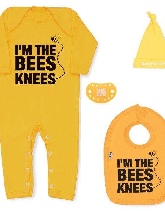 Bees Knees Newborn Baby Gift Set